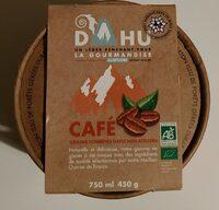 Glace café - Dahu - Produit - fr