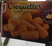 500G Pomme Croquette Findus - Produit - fr