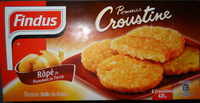 Pommes Croustine - Produit - fr