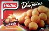 Pomme Dauphine aux oeufs - Produit