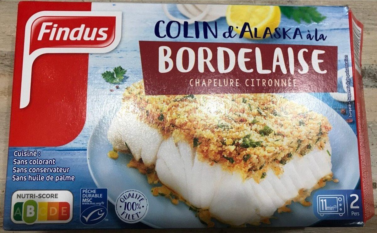 Colin d'Alaska à la bordelaise - Produit - fr