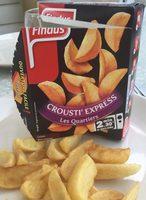 Crousti' Express Les Quartiers - Product