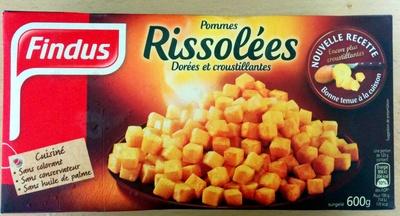 Pommes rissolées dorées et croustillantes - Produit - fr