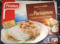 Colin d'Alaska a la Parisienne - Product - fr