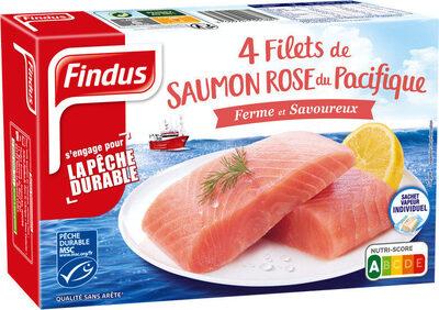 Filets de saumon - Prodotto - fr