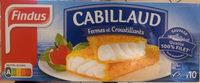 100 % filet cabillaud - Produit