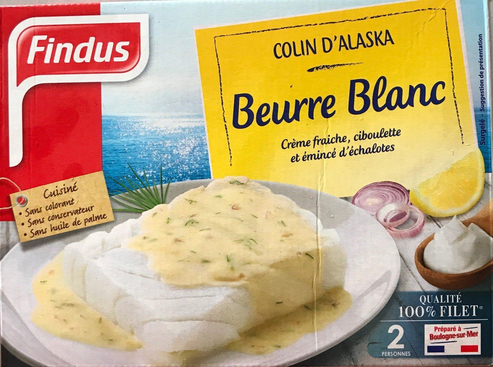 Filet de colin d'Alaska - Producto