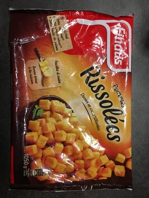 Pommes rissolées - Prodotto - fr
