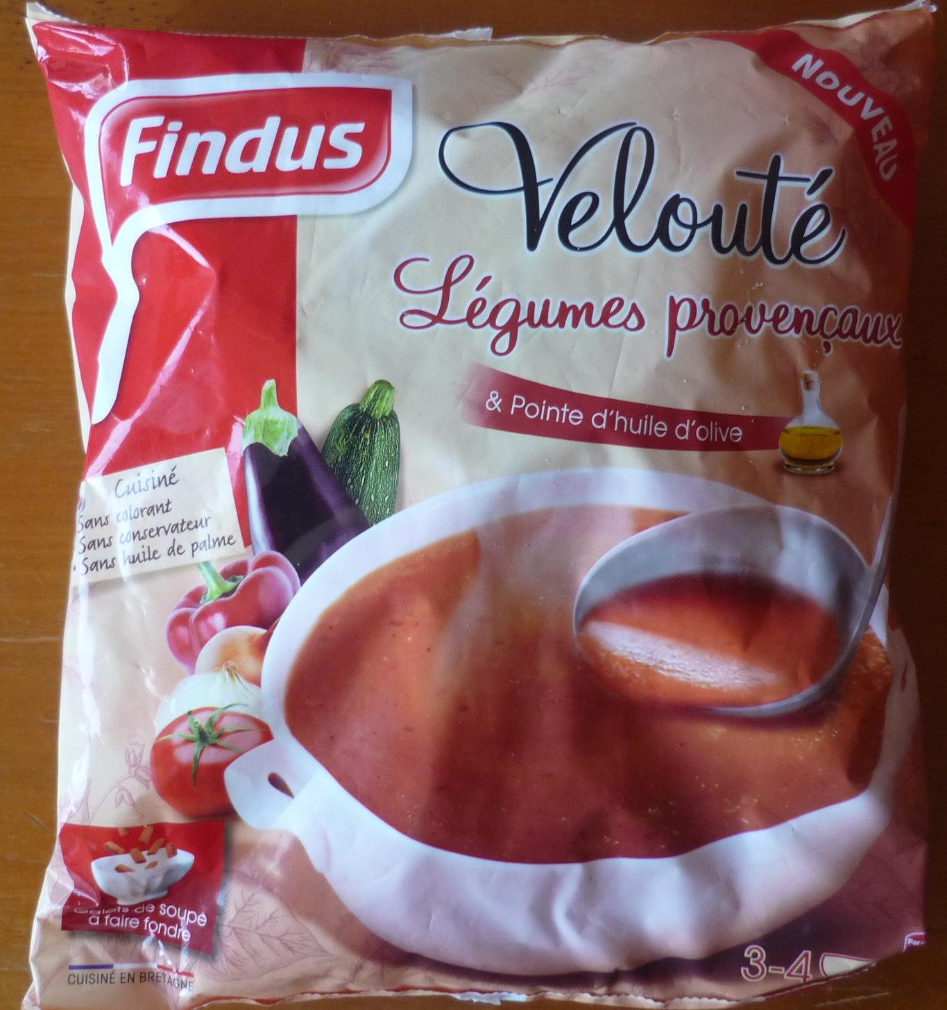 Velouté légumes provençaux - Product