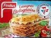 Lasagnes Bolognaise (Pur Bœuf), Surgelé - Producto