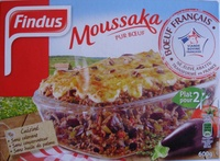 Moussaka (Pur Bœuf), Surgelé - Produkt - fr