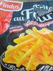 Findus frites au four la classique 600 g - Produit