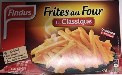 Frites au four La classique - Product