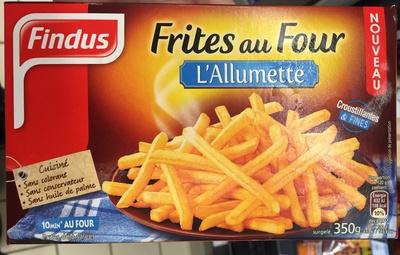 Frites au Four L'Allumette - Produit