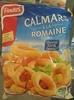 Calmars à la Romaine - Produit
