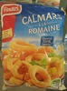 Calmars à la Romaine - Product