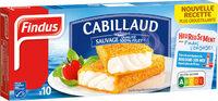 Tranches panées de Cabillaud MSC - Prodotto - fr