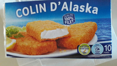 colin d'alaska - Product
