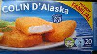 Colin d'alaska Pané - Product - fr