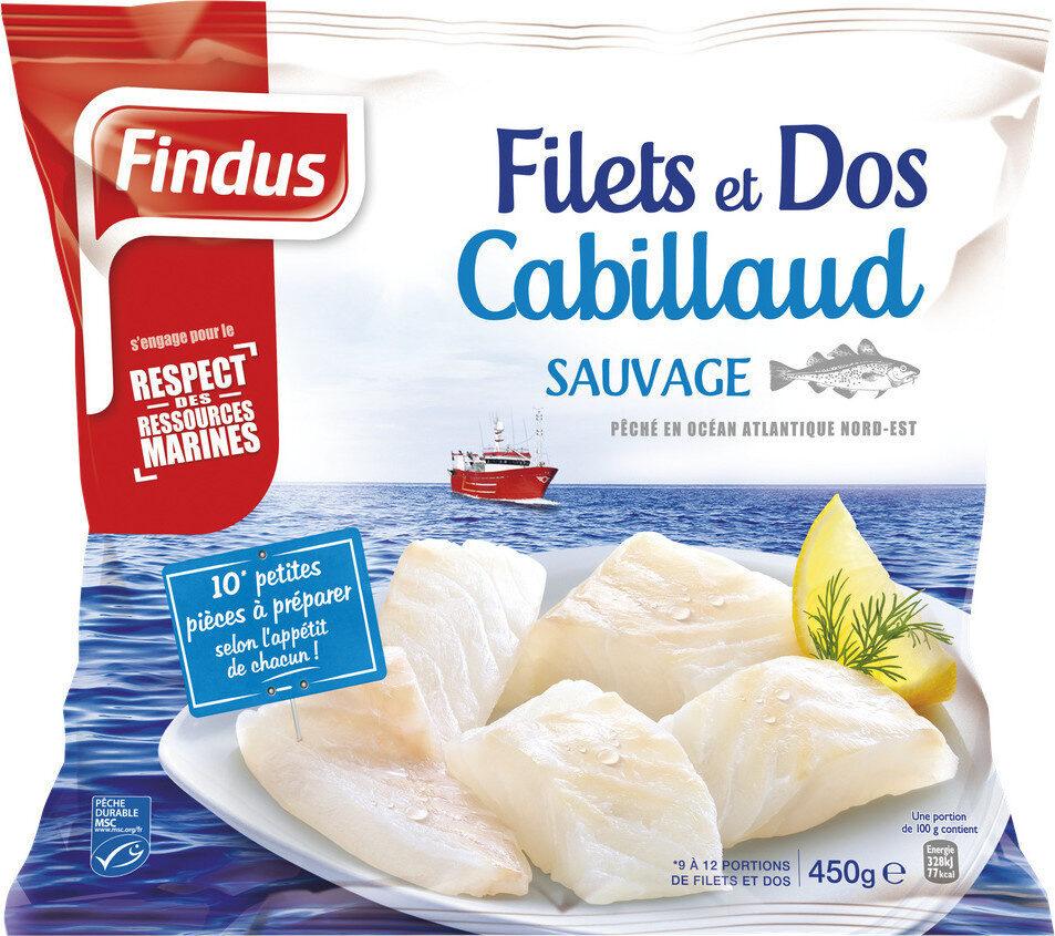 Filet et Dos de Cabillaud - Produit - fr