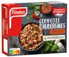 Compotée d'aubergines, tomates et mozzarella fondante - Product