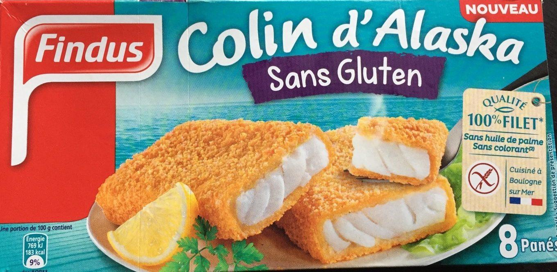 Colin d'Alaska Sans Gluten - Prodotto - fr