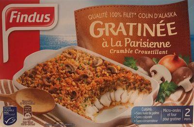 Gratinée à la Parisienne - Produit