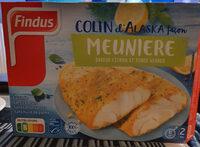 Filets de colin d'Alaska citron herbes fines - Product - fr