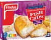 Colin d'Alaska façon Fish and chips saveur Salt & Vinegar - Product