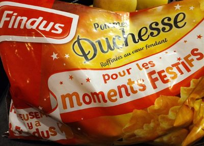 Pommes duchesse - Product