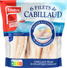 Filets de Cabillaud MSC - Produit