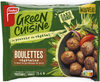 Boulettes végétales Pois - Product