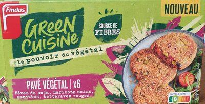 GREEN CUISINE - Produit - fr