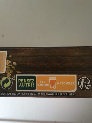 Colin d'Alaska 7 Céréales & Graines MSC - Instruction de recyclage et/ou informations d'emballage - fr