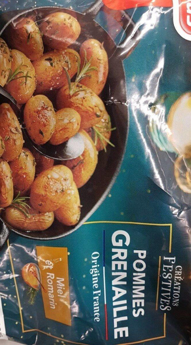 pommes grenaille - Produit - fr