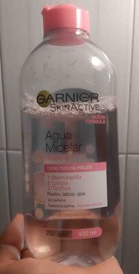 Garnier SkinActive Agua Micelar - Producte - en