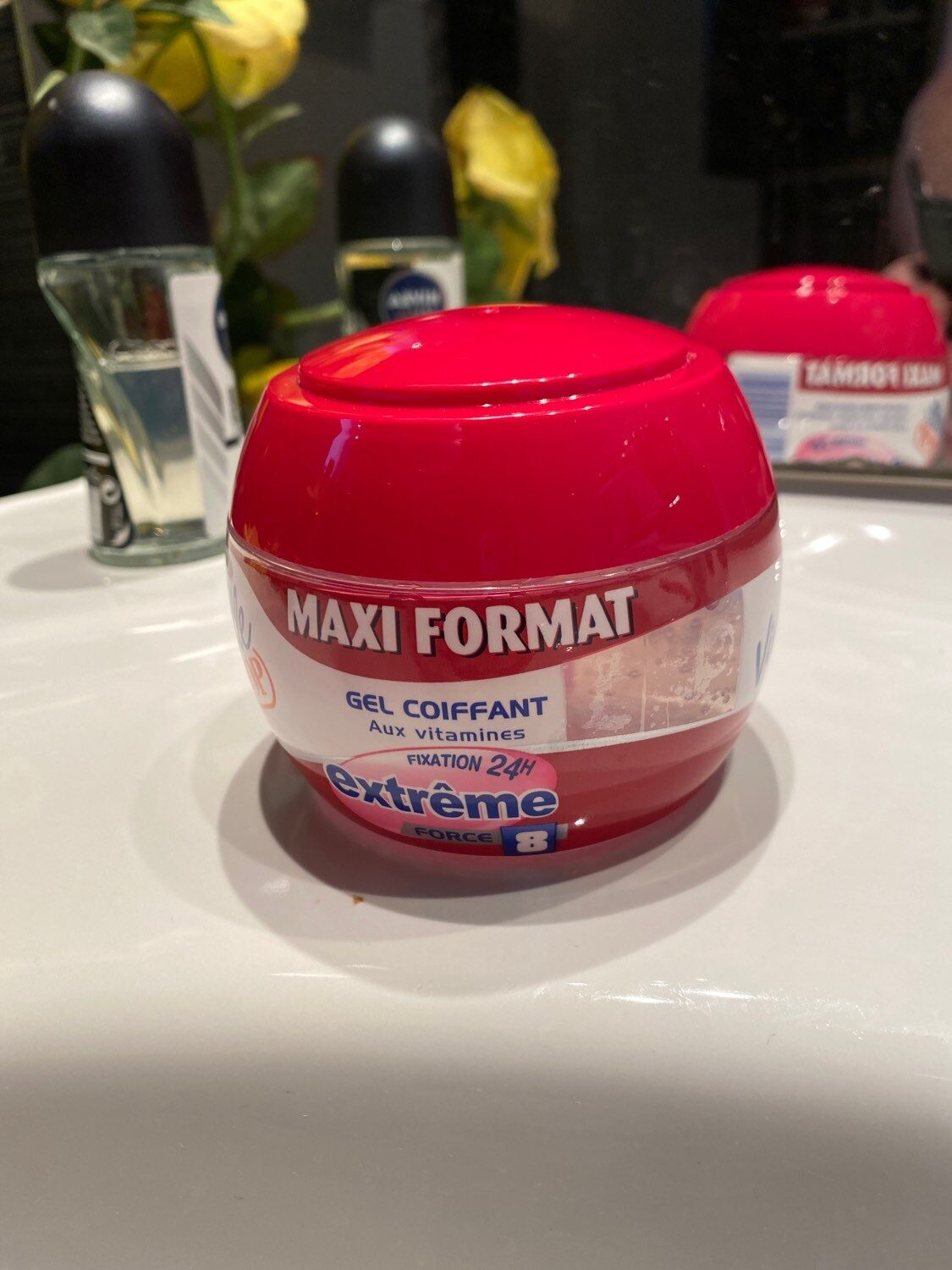 Gel Coiffant - Product