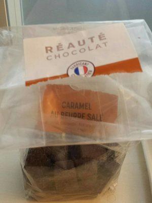 Caramel chocolat - Produit