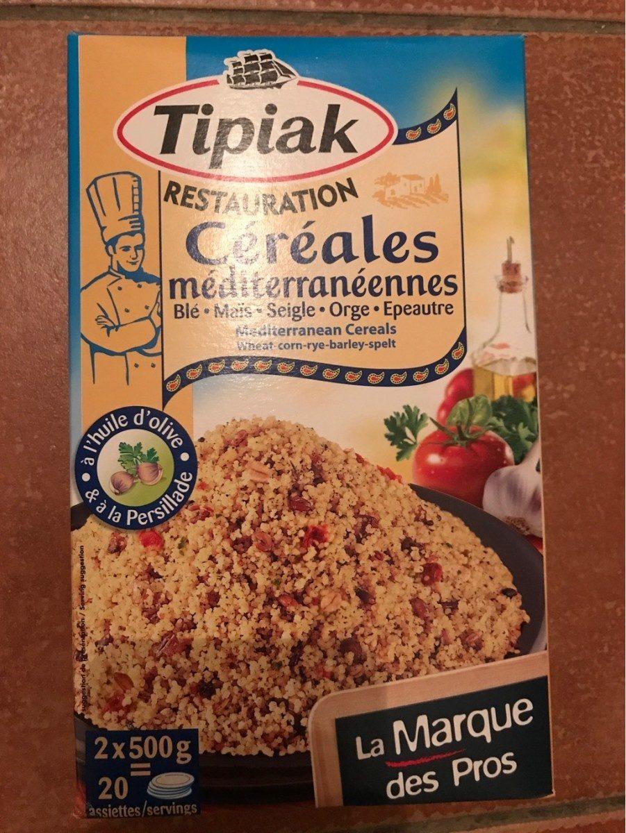 1KG Cereales Mediterraneenes Tipiak - Produit - fr