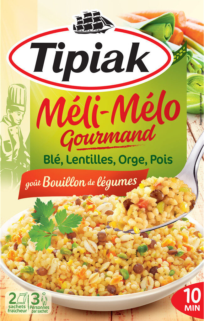Méli mélo - Prodotto - fr