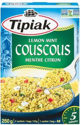 Couscous Menthe Citron - Producte - fr