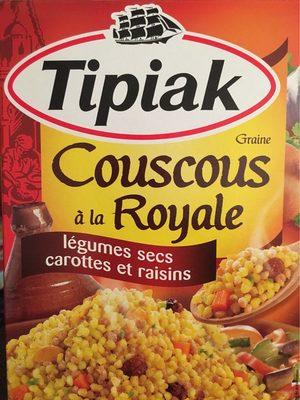 Graine de couscous à la Royale - Product