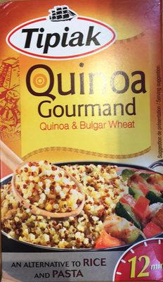 Quinoa & trigo - Product