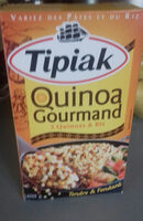 Quinoa gourmand - Product - fr