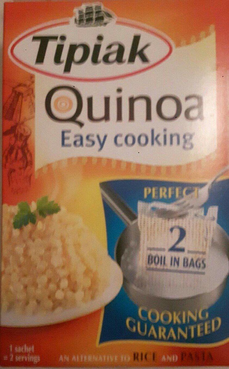 Quinoa Easy cooking - Voedigswaarden