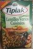 Lentilles Vertes Cuisinées - Product