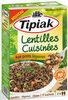 Lentilles Vertes Cuisinées - Produit