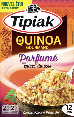 Quinoa gourmand parfumé ép. douces - Product - en
