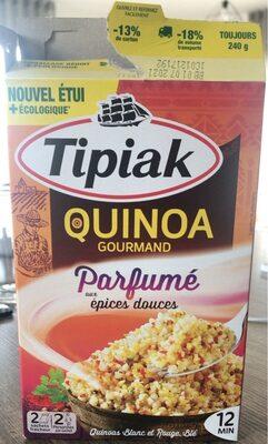 Quinoa gourmand parfumé ép. douces - Produit - fr