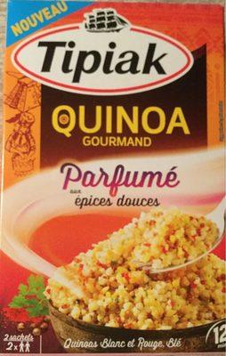 Quinoa Gourmand Parfumé Épices Douces - Product